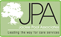 Jackie Pool Associates, Logo